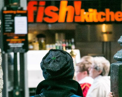 The Fish Kitchen - London Food Tour