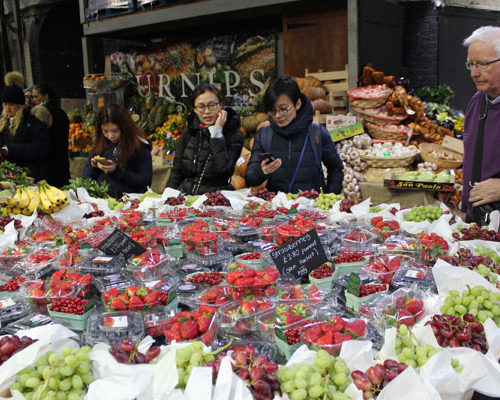 Morning Markets - London Food Tour